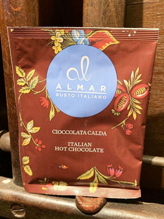 Almar Trinkschokolade Ganduia-Nougat