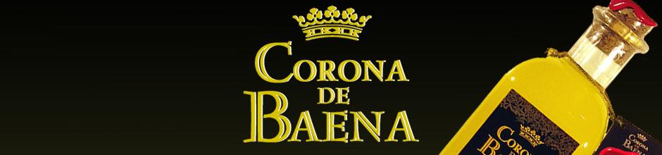Banner 2 - Corona de Baena - Natives Olivenöl extra